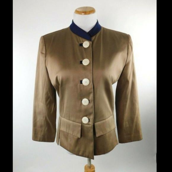 51959f04d9f Yves Saint Laurent Jackets & Coats | Rive Gauche Vintage Blazer ...